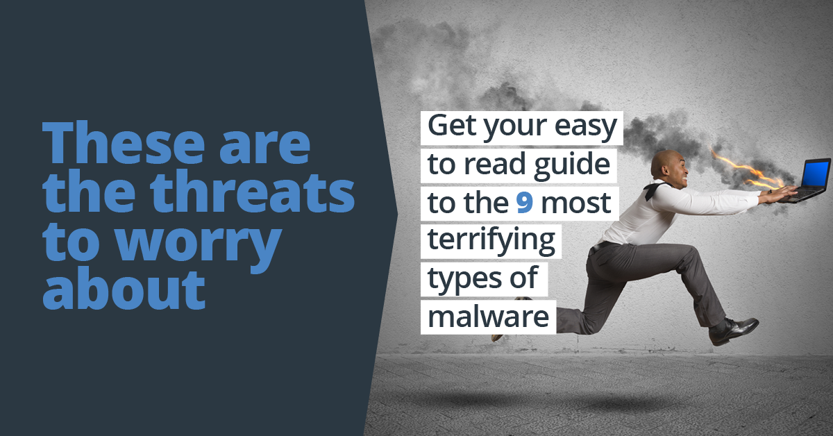 Terrifying malware cyber threats that could harm your accounting firm